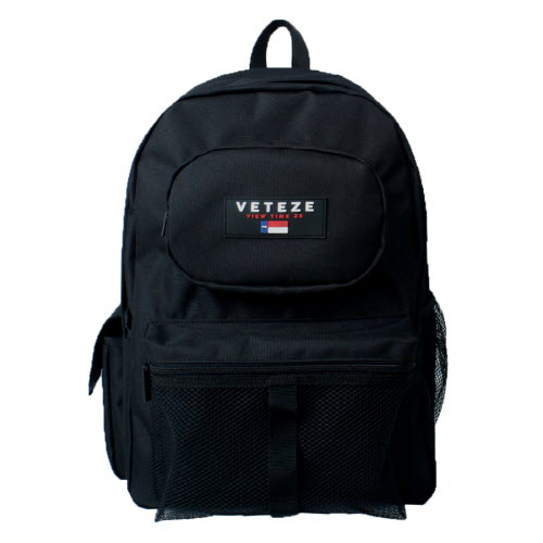 VETEZE 베테제 RETRO SPORT BAG - BK