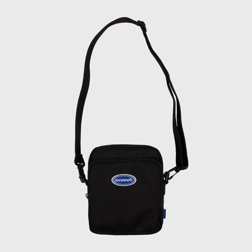 앤커버 NCOVER Traveler cross bag-black