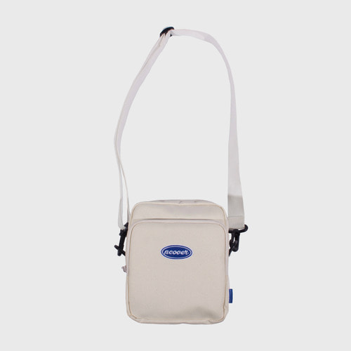 앤커버 NCOVER Traveler cross bag-ivory