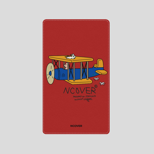 앤커버_NCOVER Duck airplane-red(battery)