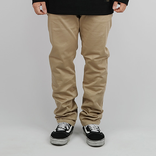 [로커드_LOKWARD] COTTON PANTS (BEIGE)
