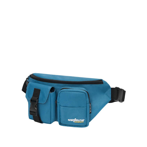 VETEZE 베테제 True Up Waist Bag (Steel Blue)