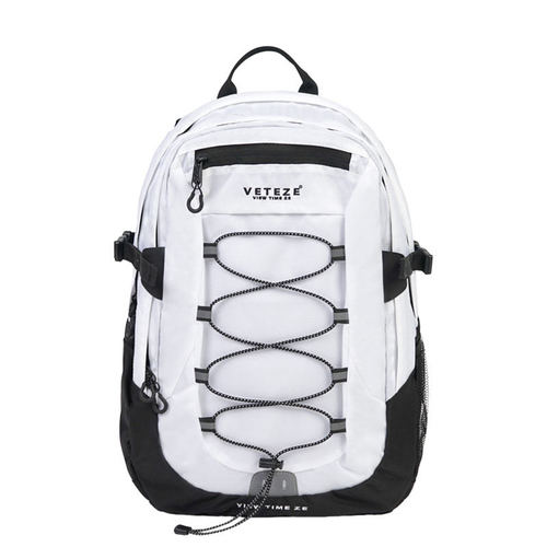 VETEZE 베테제 Trekker Backpack (White)
