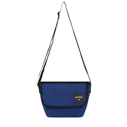 VETEZE 베테제 Retro Mini Cross Bag (Blue)