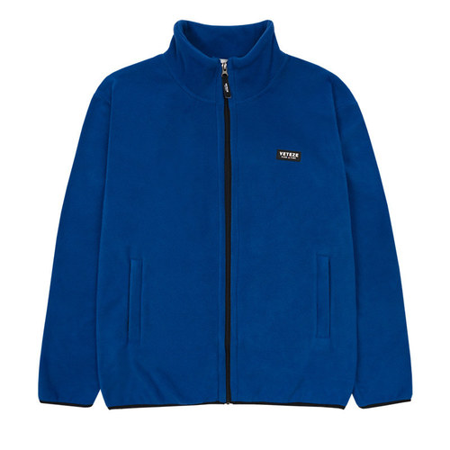 VETEZE 베테제 Basic Fleece Zipup 집업 (blue)