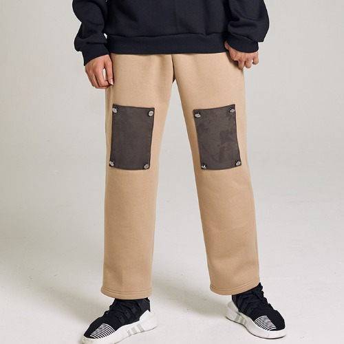 [MINU 마이누] [기모]FREEDOM pants[Beige]