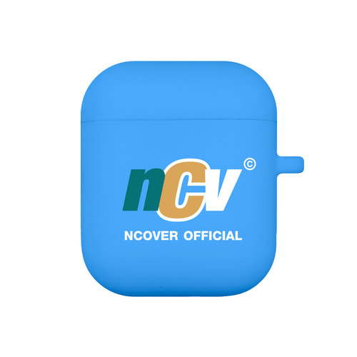 앤커버 NCOVER Color ncv logo case-blue(airpods case)