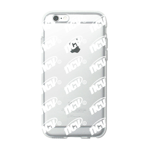 앤커버 NCOVER Ncv logo dot case(jelly case)