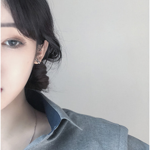 [FRERE_프레르] Twist Earring