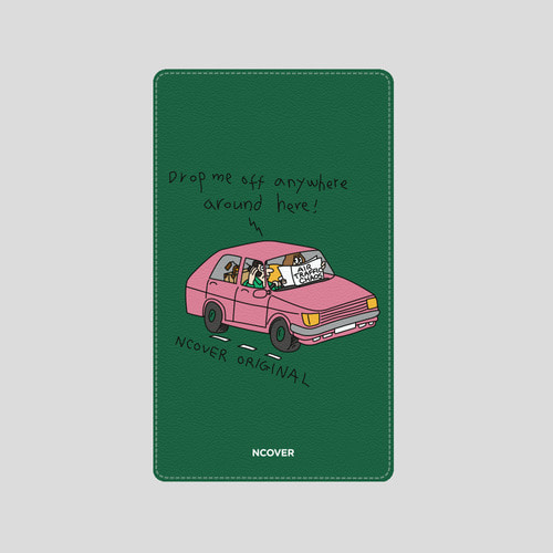 앤커버_NCOVER Drop me off-green(battery)
