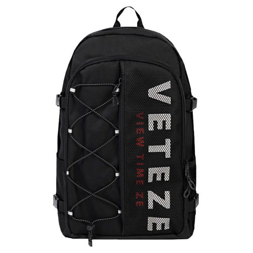 VETEZE 베테제 Half Backpack (Black)
