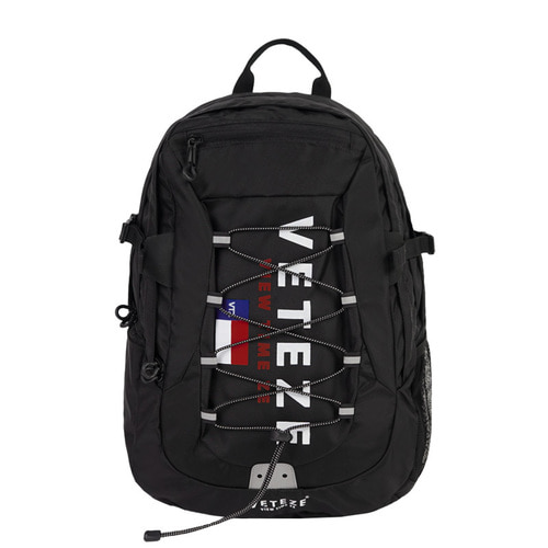 VETEZE 베테제 Big Logo Backpack (Black)
