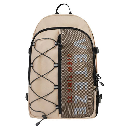 VETEZE 베테제 Half Backpack (Beige)