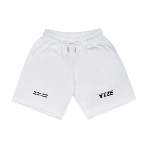 VETEZE 베테제 Urban Half Pants (White)
