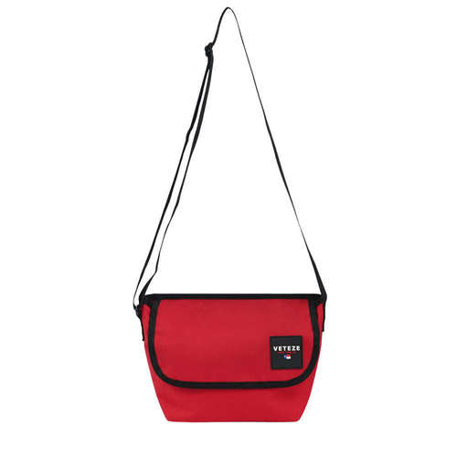 VETEZE 베테제 Retro Mini Cross Bag (Red)