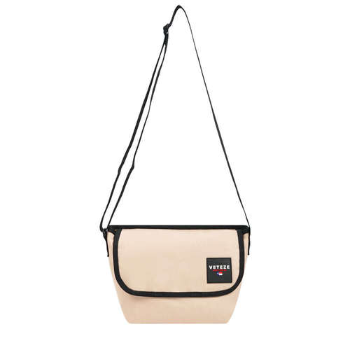 VETEZE 베테제 Retro Mini Cross Bag (Beige)