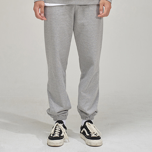 [로커드_LOKWARD] SWEATPANTS (GREY)
