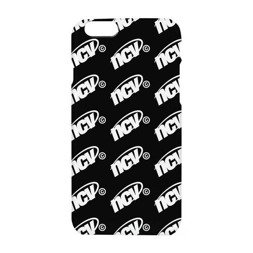 앤커버 NCOVER Ncv logo dot case-black